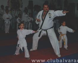 Taekwondo y Krav Maga