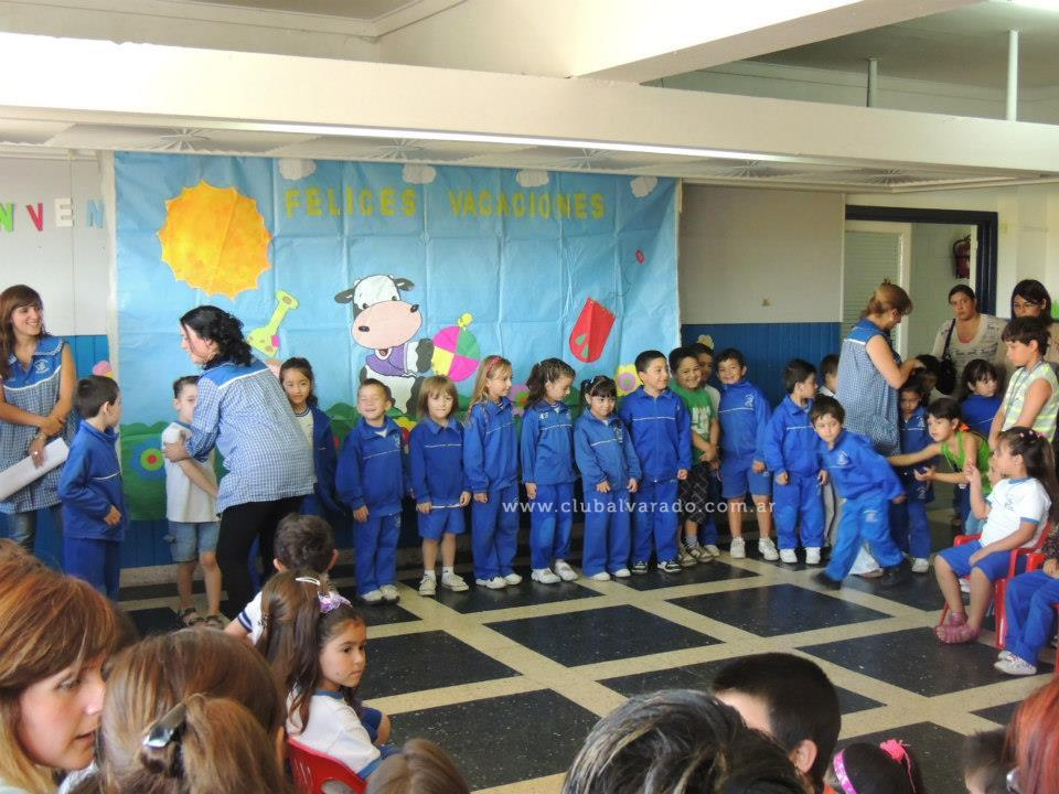 Abre  la inscripción al Jardín de Infantes del Club Atlético Alvarado