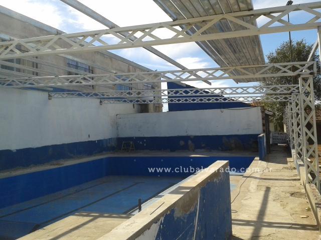 Avances en el natatorio