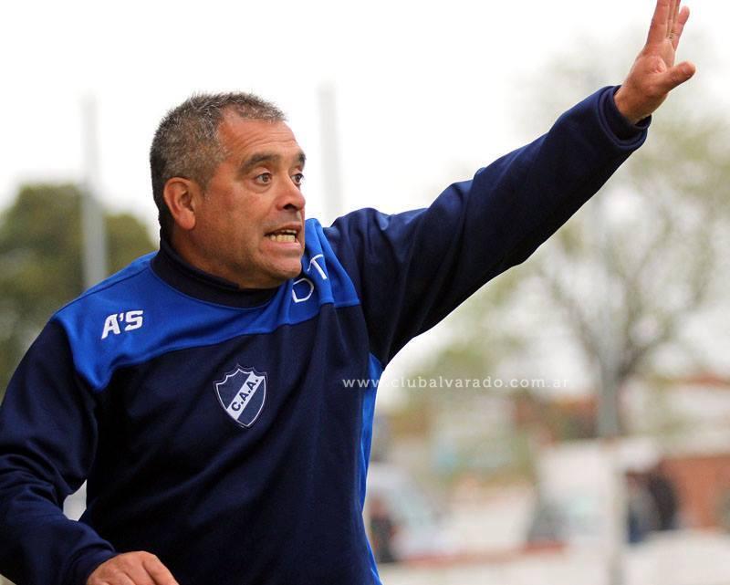 Fútbol local: Alvarado puso primera de cara a la próxima temporada
