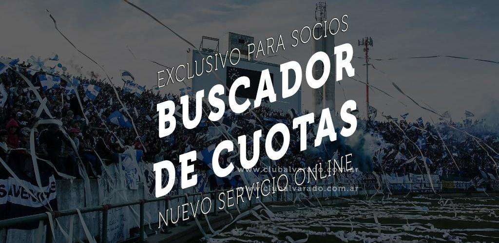 El Buscador de cuotas, nuevo servicio on-line