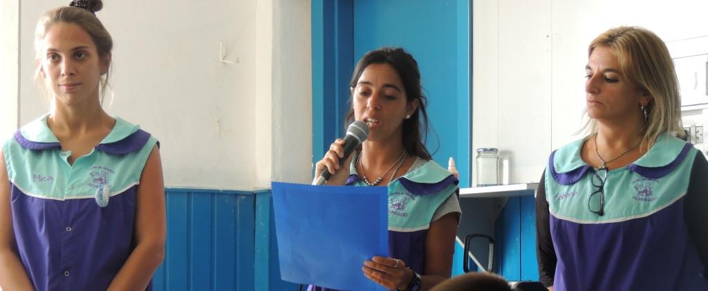 El Jardín de Infantes inició el Ciclo Lectivo 2016