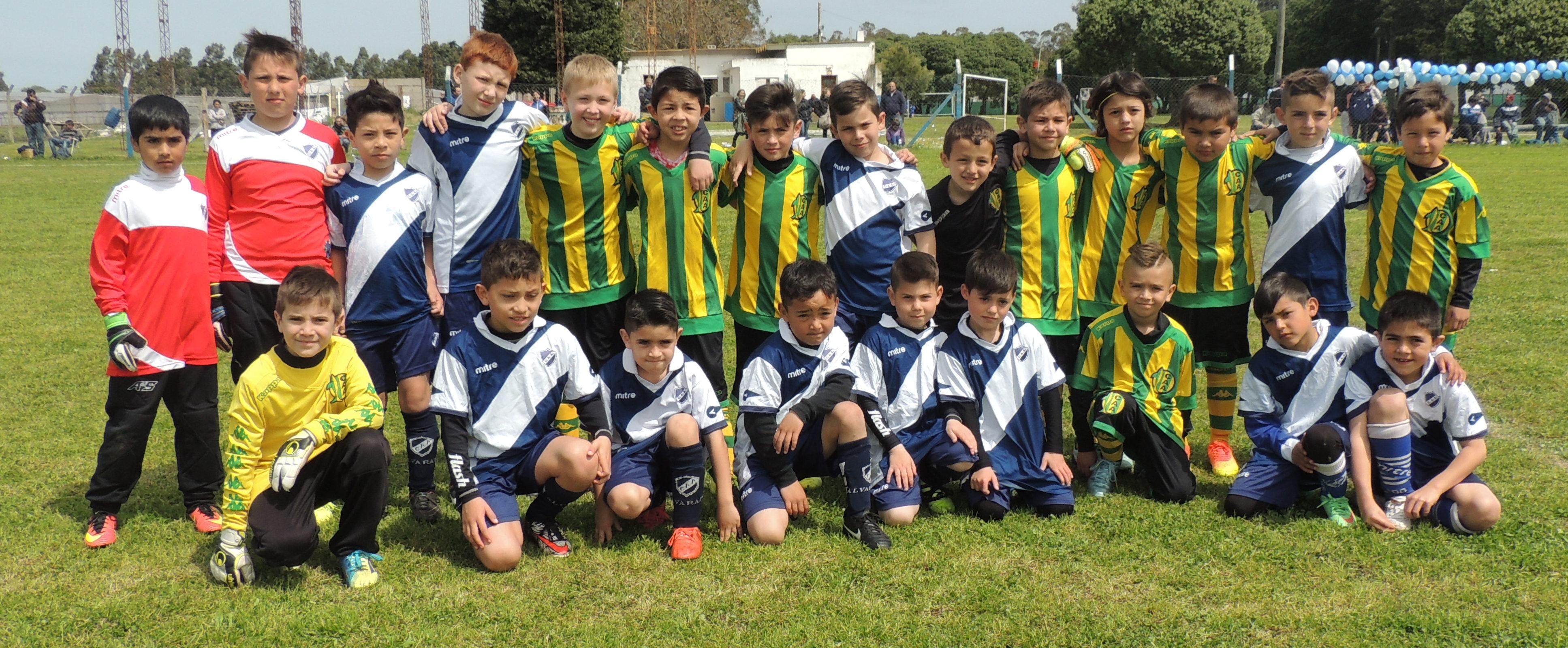 Fiesta en la Villa Deportiva: los chicos volvieron a dar el ejemplo