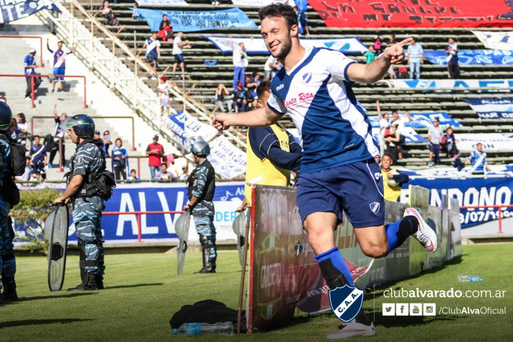 Joaquín Susvielles, otra renovación esperada en Alvarado