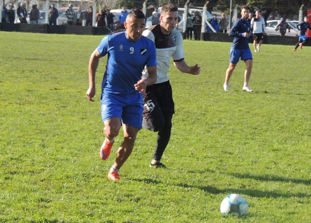 Alvarado sumó sus primeros minutos ante Atlético Mar del Plata