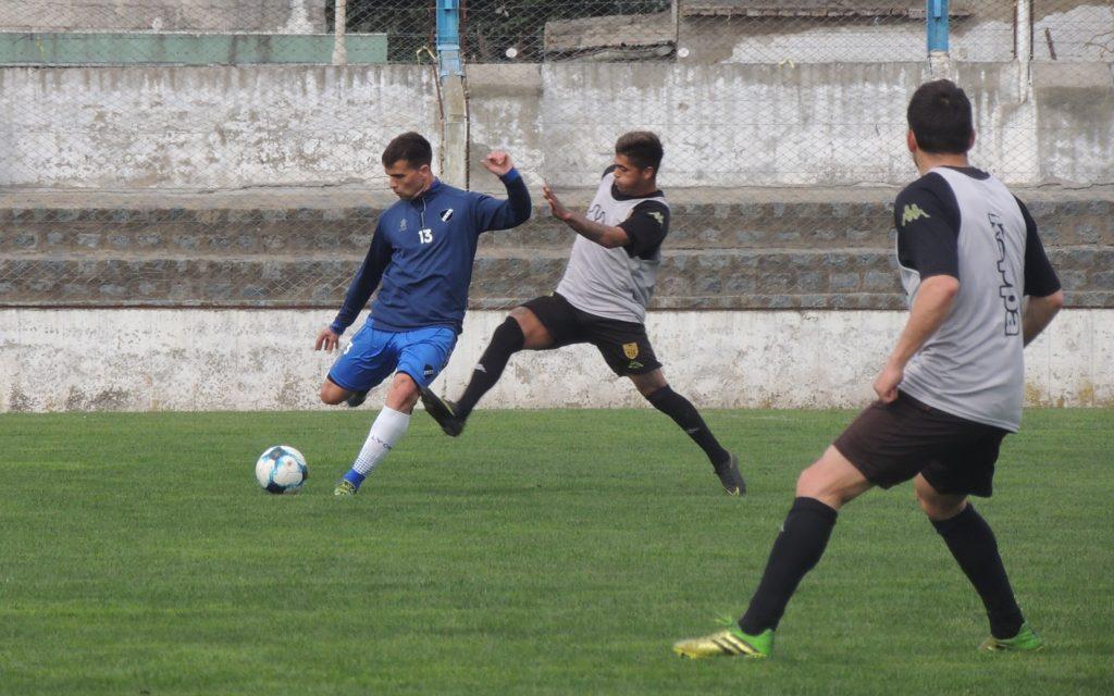 Alvarado se midió ante Santamarina en Tandil