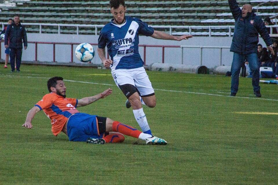 Alvarado cayó 2 a 1 en Neuquén