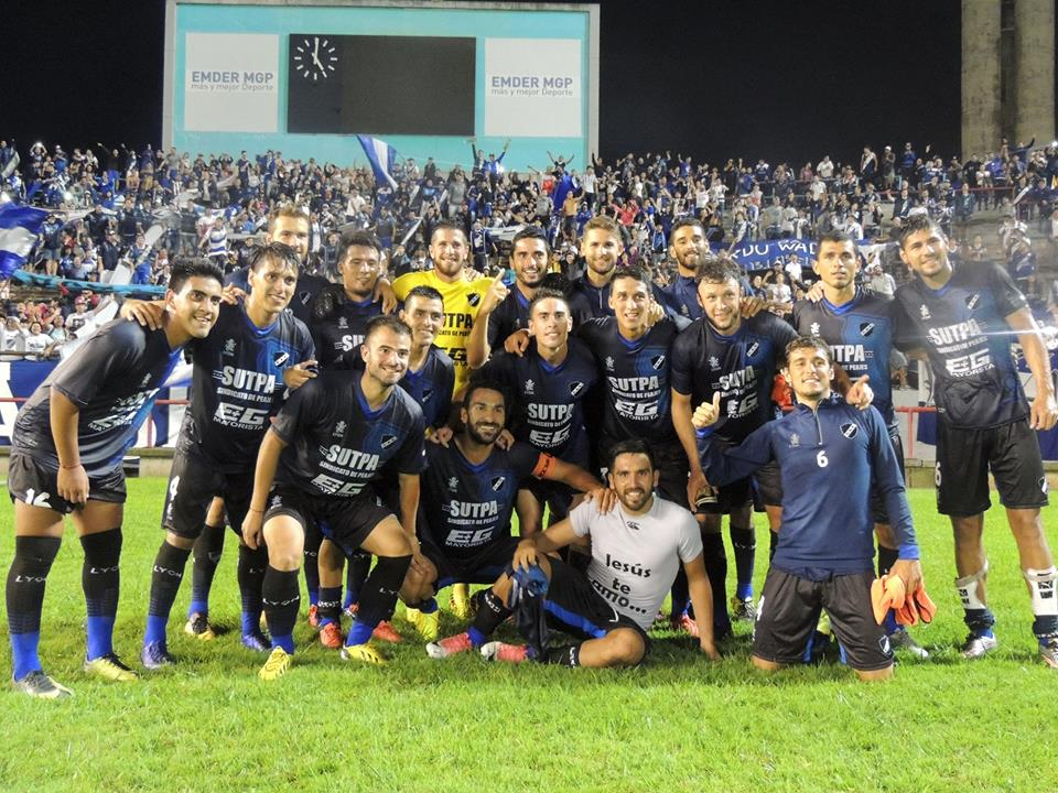 Gautier tuvo el debut soñado y metió a Alvarado en los 32avos de la Copa Argentina