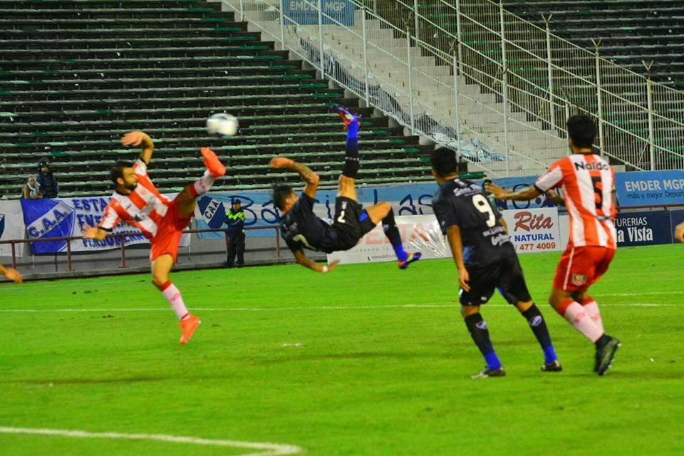Sigue en ascenso: victoria y clasificación de Alvarado en Copa Argentina