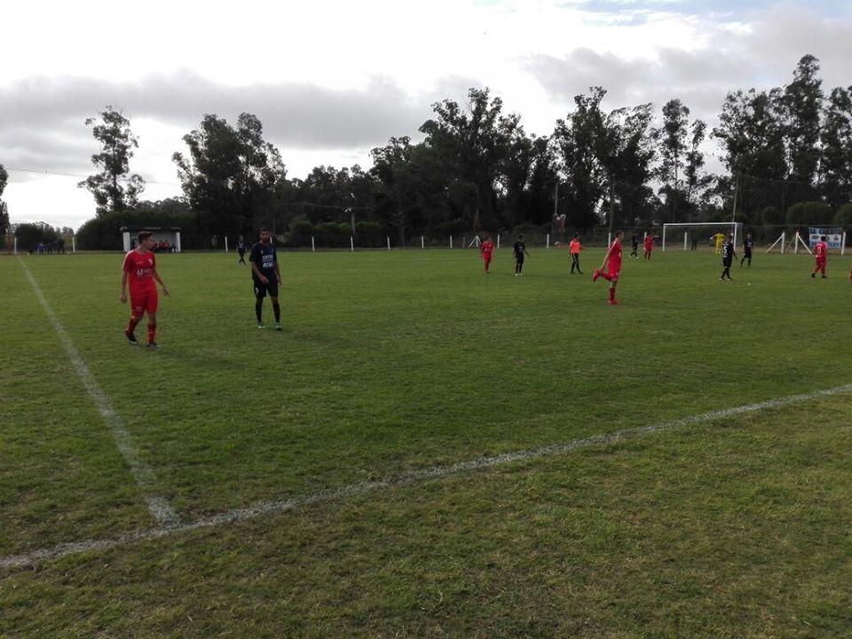 #FutbolLocalAlvarado con las tres G: ganó, gustó y goleó