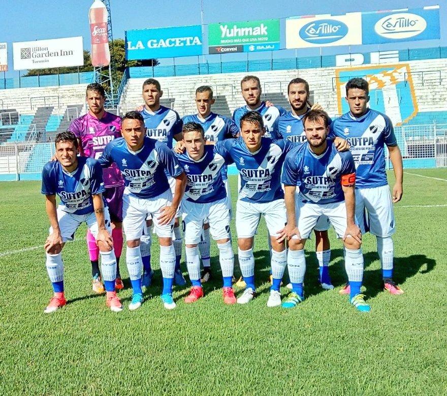 #FederalAUn buen empate en Tucumán para definirlo en casa