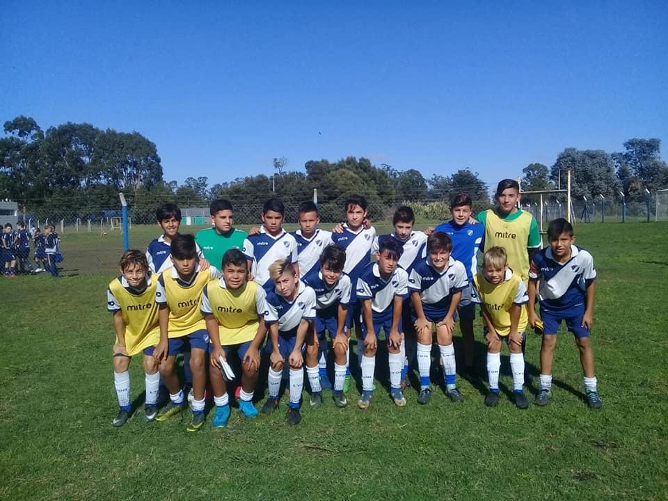 Otra jornada positiva para los «pibes» contra Círculo Deportivo
