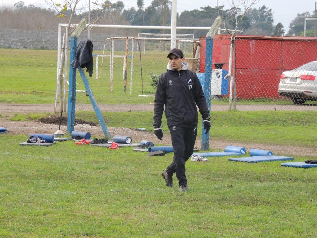 """Ezequiel Ceballos: """"Contra Boca voy a ir al banco pero como jugador"""""""