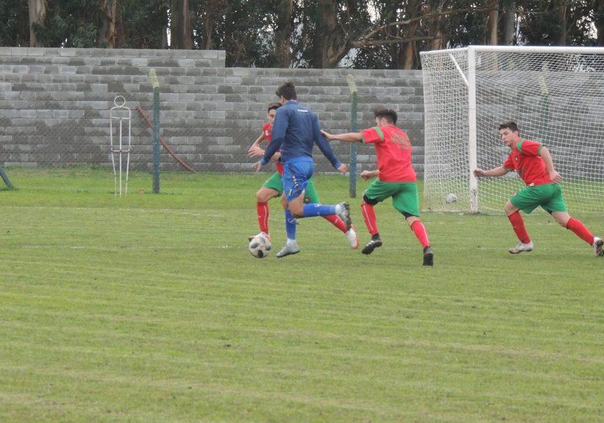 Alvarado tuvo una nueva prueba frente a Círculo Deportivo