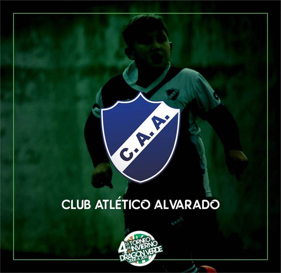 Alvarado disputará a partir de mañana el Torneo de Invierno «Dragón Verde»