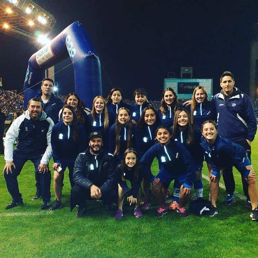 Fútbol Femenino: Comienza el Torneo Oficial