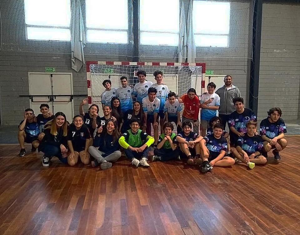 El handball de Alvarado jugó ante Miramar
