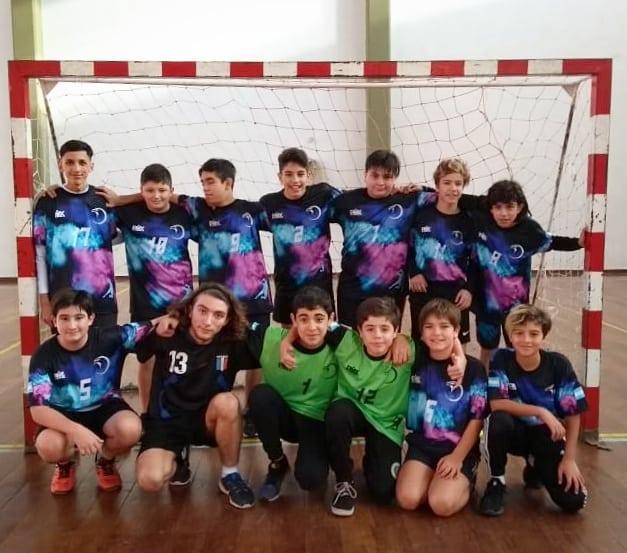 El handball de Alvarado sigue creciendo