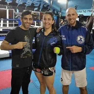 Muay Thai internacional con presencia de Alvarado