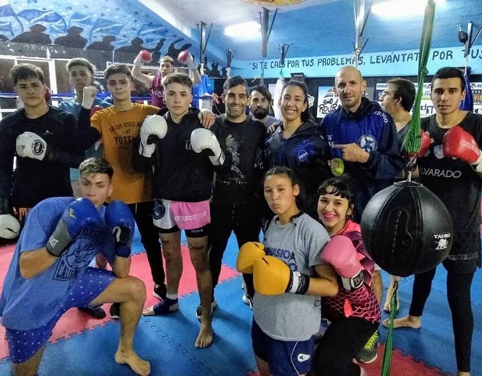 Días y horarios de Boxeo, Kick Boxing y Jiu Jitsu