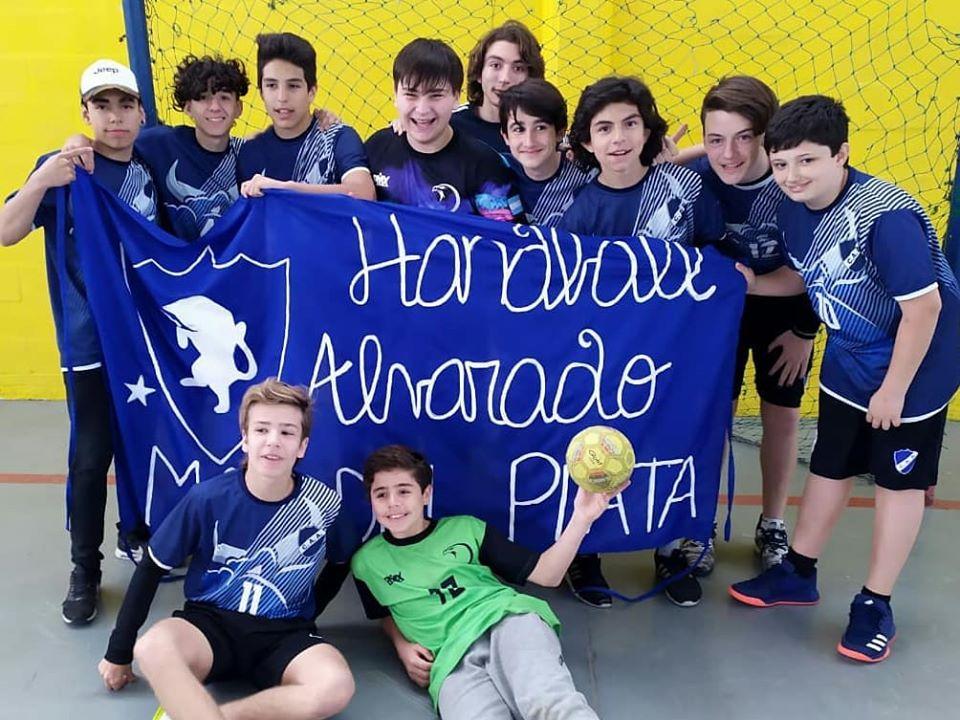 Nueva presentación del Handball