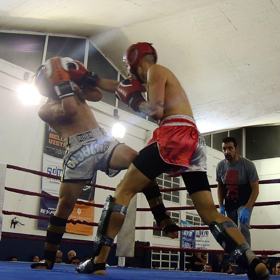 Velada boxística en Alvarado