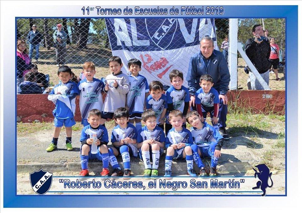 11° Edición del Torneo Roberto Cáceres