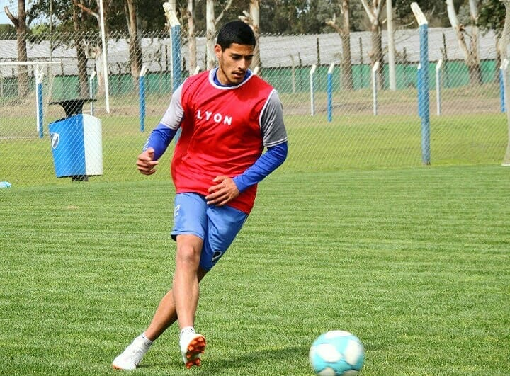 Sebastián Jaurena llegó a Primera
