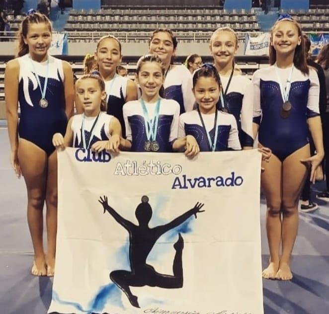 El 2019 para la Gimnasia Artística en Alvarado