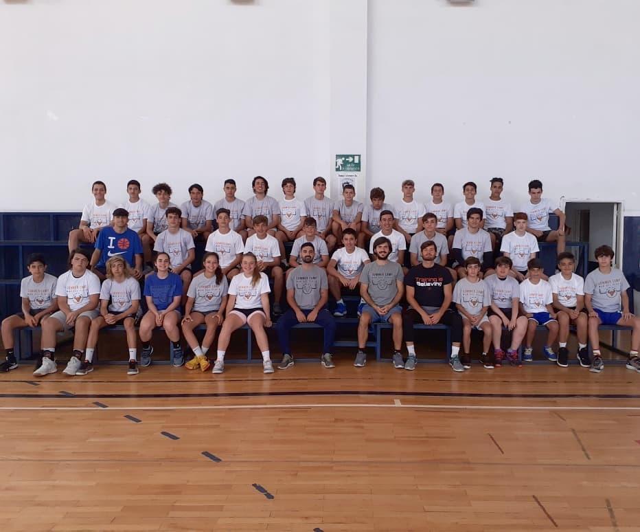 Básquet: 1° Academia de Entrenamientos en el C.A. Alvarado