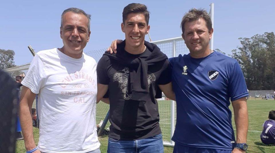 Alvarado sumó dos refuerzos para el plantel de fútbol profesional