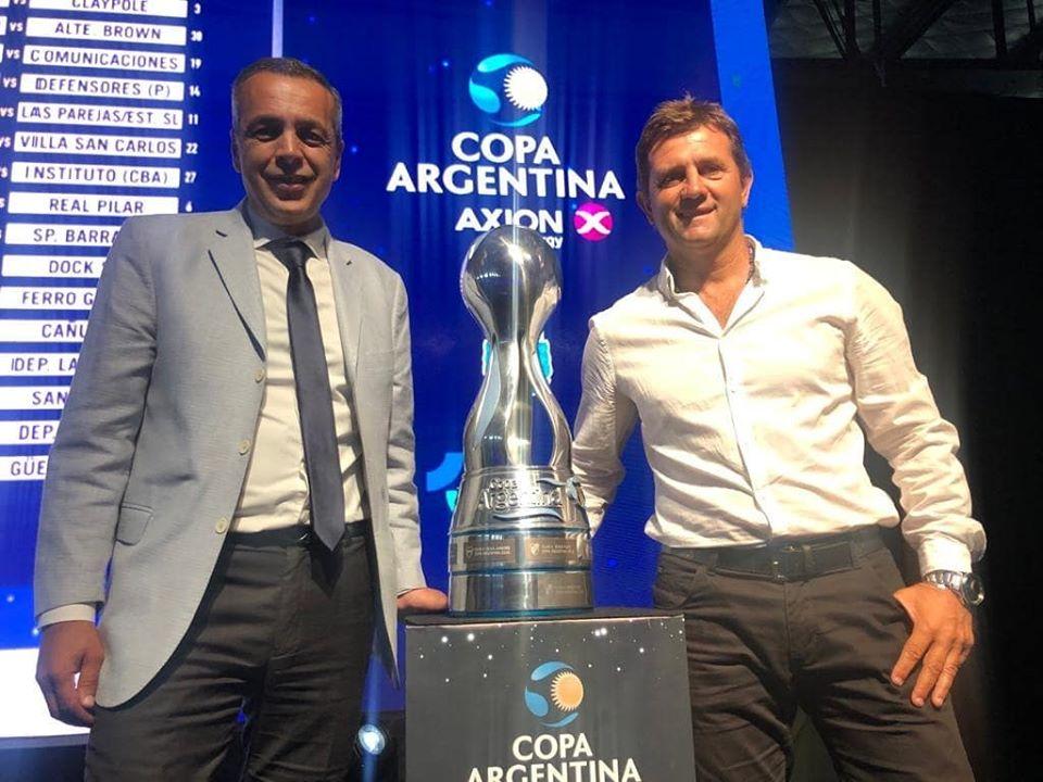 Alvarado jugará ante Tigre por Copa Argentina