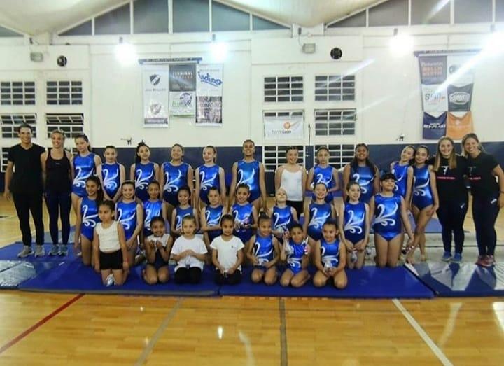 Sumate al equipo de Gimnasia Artística del Club Atlético Alvarado