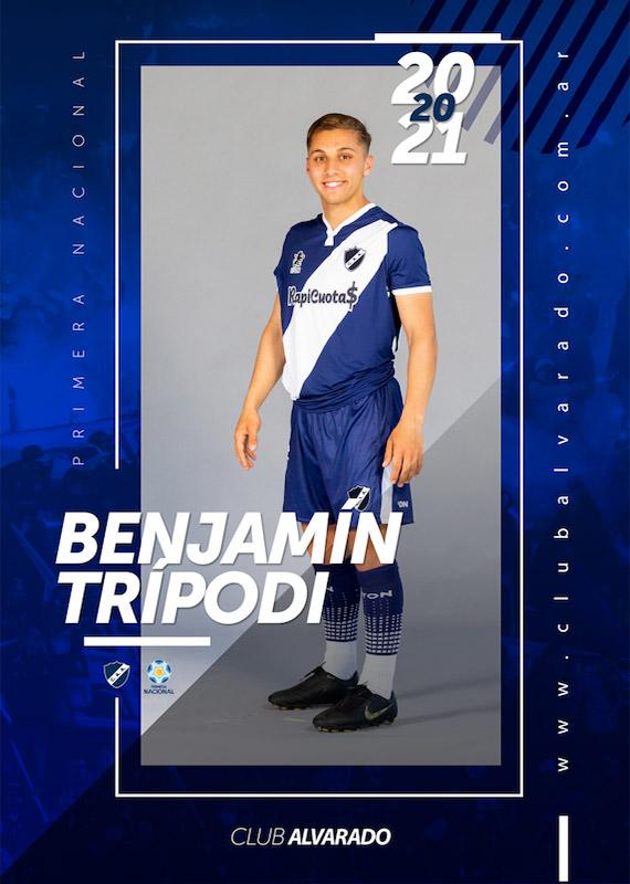 8-Benjamín Trípodi