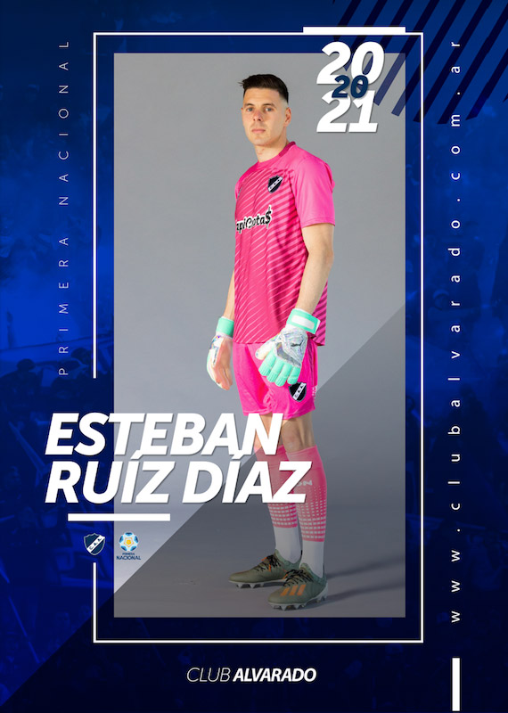 2-Esteban Ruíz Díaz