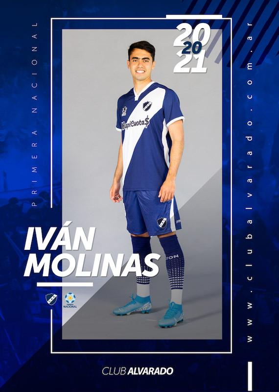 3-Iván Molinas