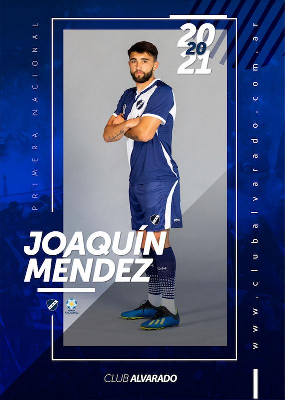 7-Joaquín Méndez