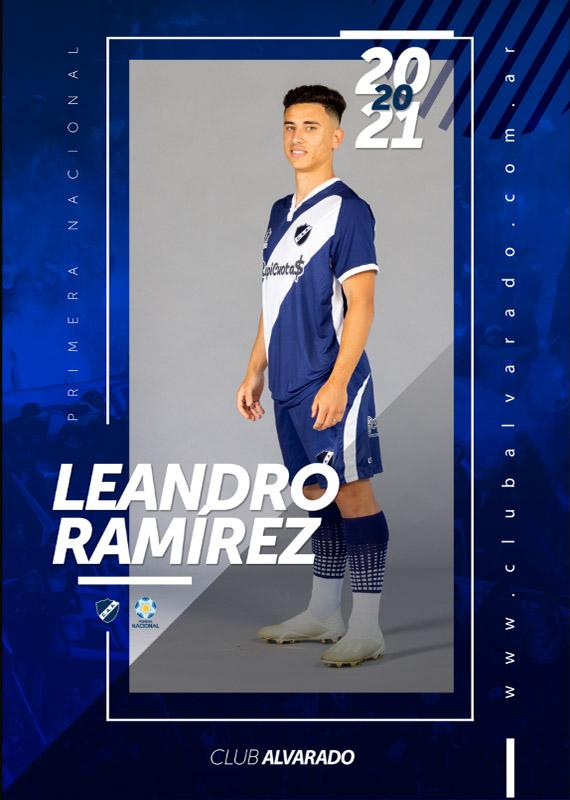5-Leandro Ramírez
