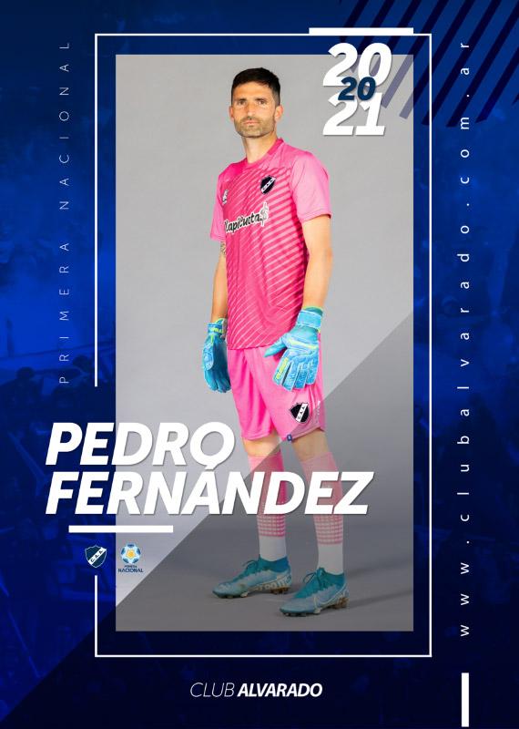 1-Pedro Fernández
