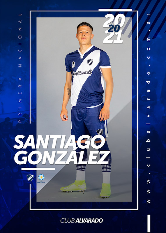7-Santiago González