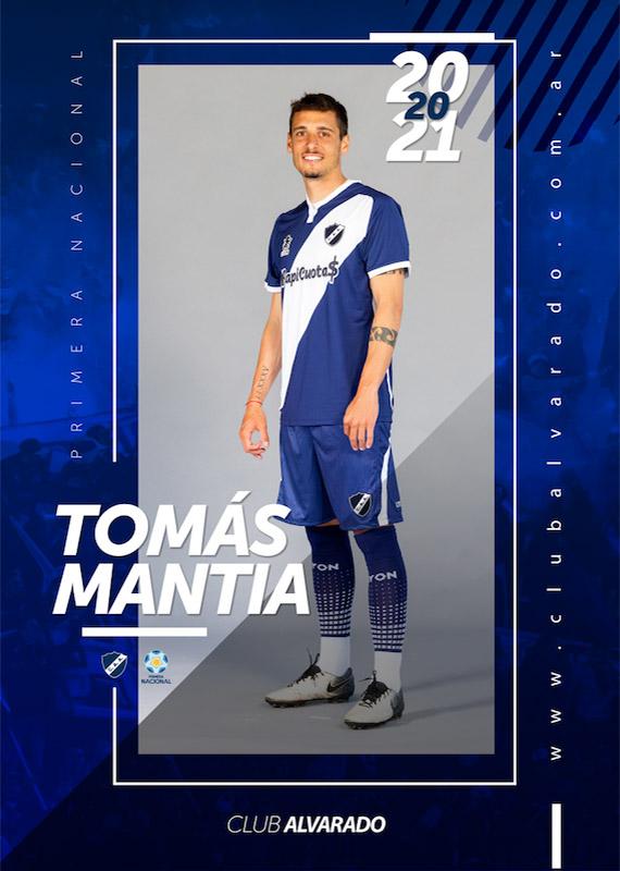 2-Tomás Mantia
