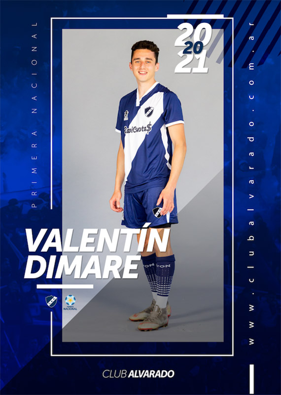 7-Valentín Dimare