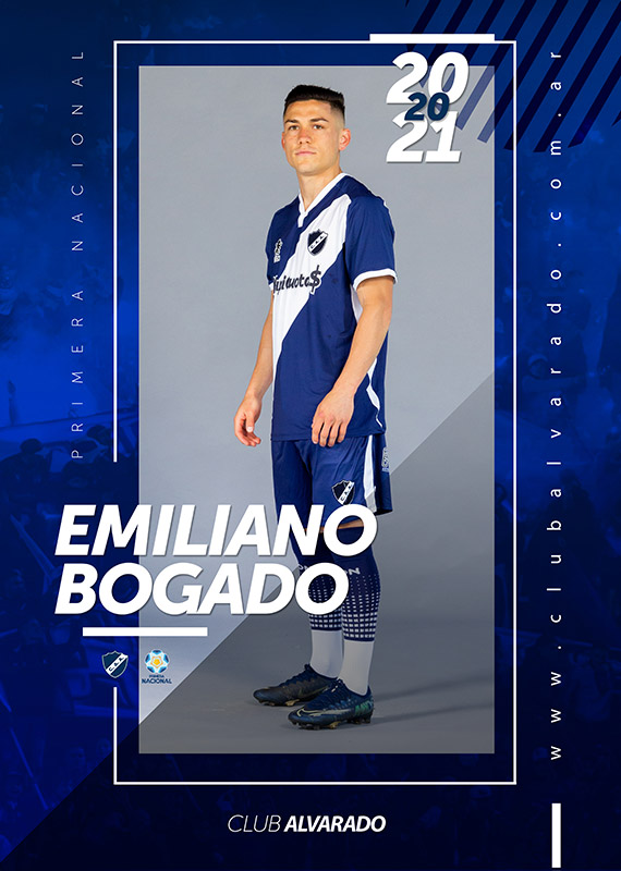 4-Emiliano Bogado