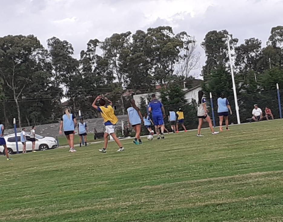 Convocatoria de fútbol femenino
