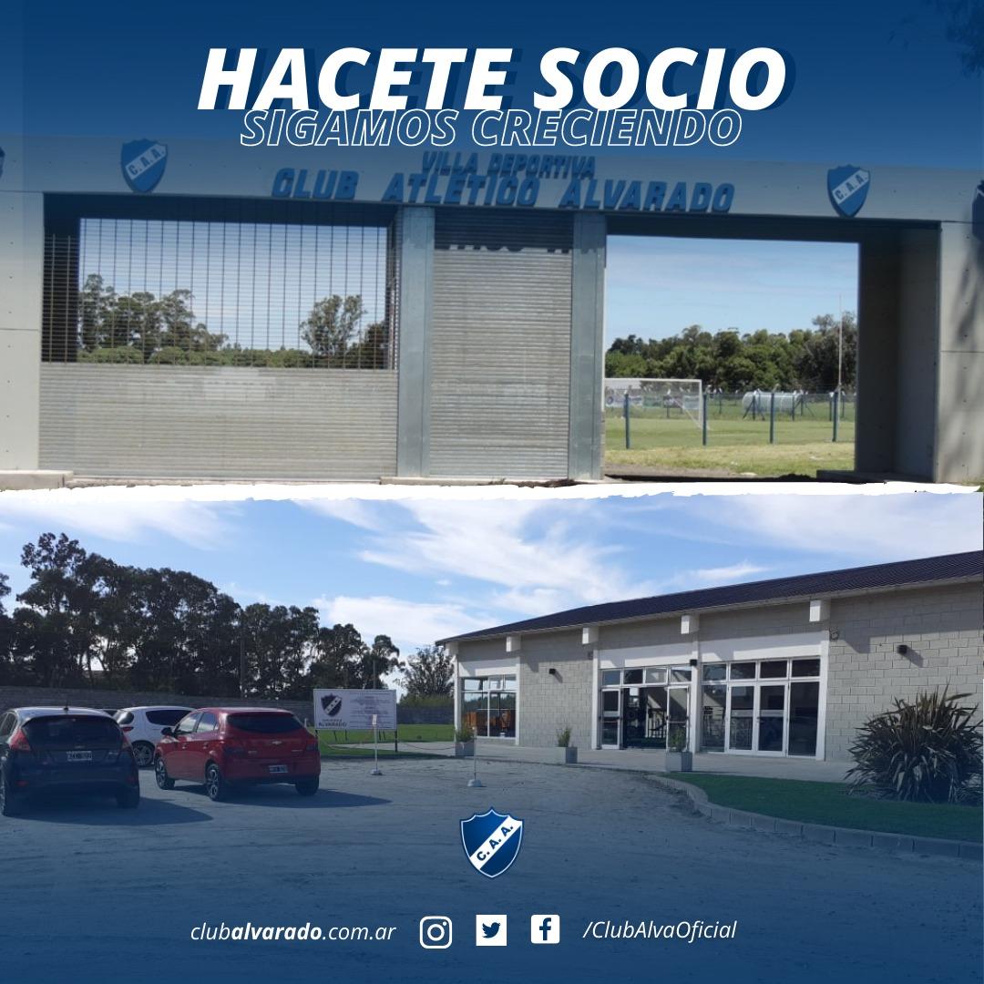 Hacete Socio/a