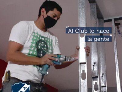 «Al Club lo hace la gente»