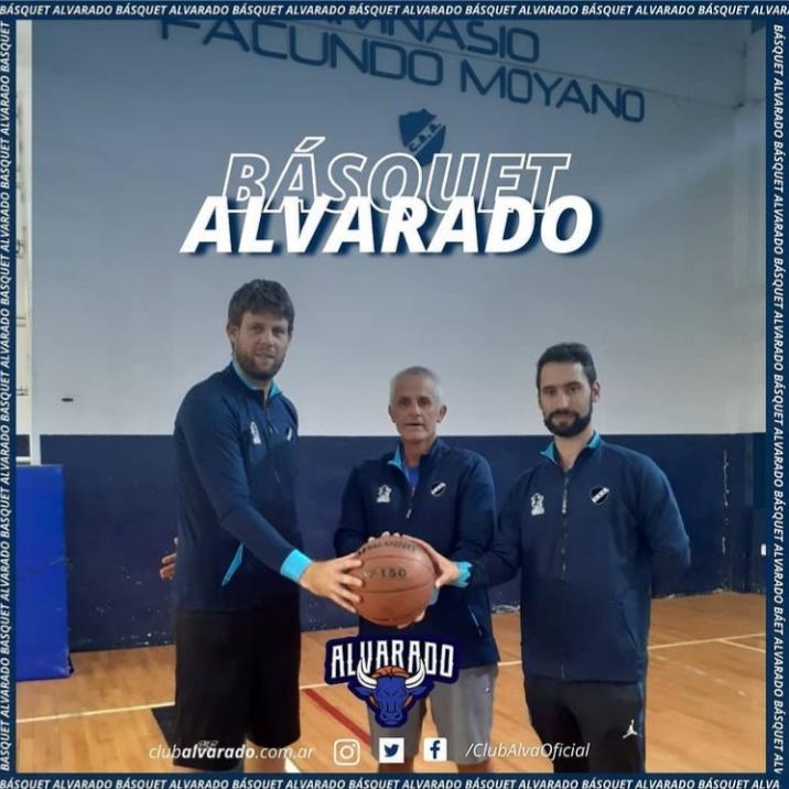 Alvarado al Provincial de Clubes