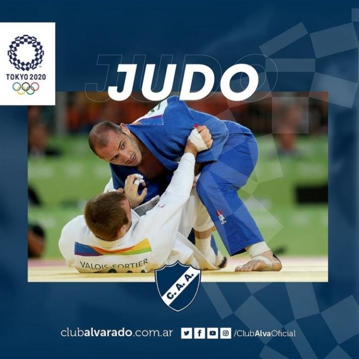 Judo en Alvarado