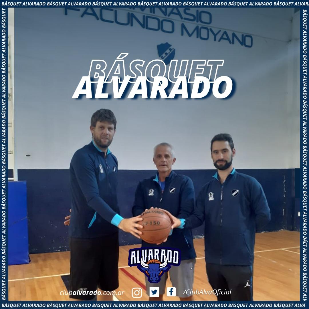 Alvarado debuta en el Provincial de Clubes