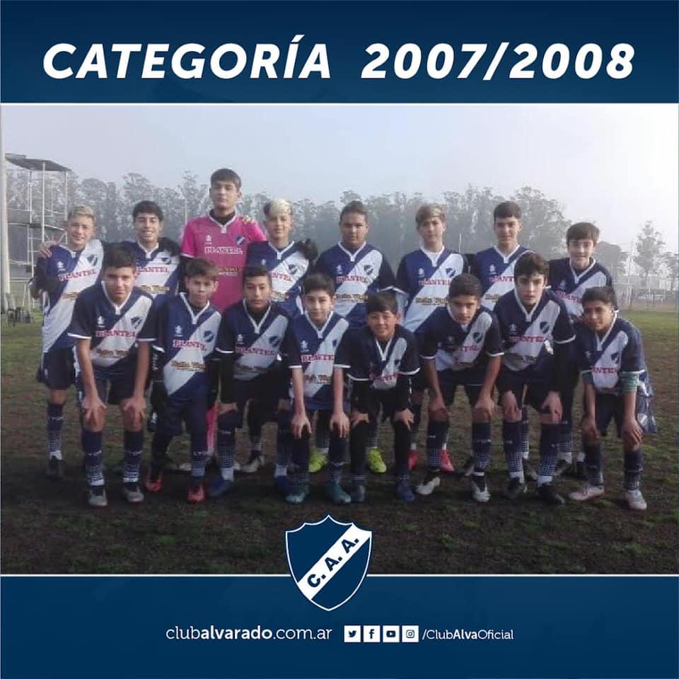 PreLiga: Categoría 2007/2008 Campeones!!!